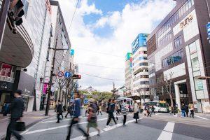 熊本市経済の中心